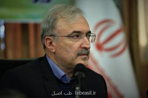 تاکید وزیر بهداشت بر ضرورت مجازات های بازدارنده برای متخلفین عرصه بهداشت