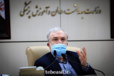 وزیر بهداشت عنوان کرد؛ کرونا در حال قدرتمندتر شدن است