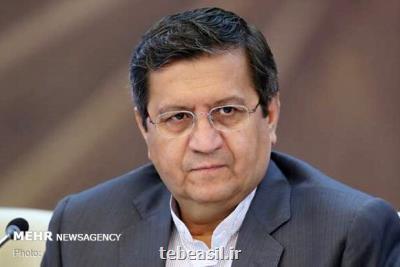 رئیس کل بانک مرکزی: ارز خریدواکسن از هند تخصیص یافت