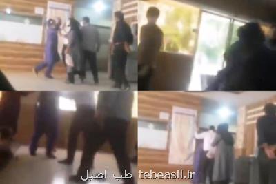 رئیس دانشگاه علوم پزشکی دزفول: با مأموران خاطی درگیری در بیمارستان دزفول برخورد می شود