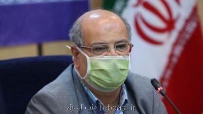 فرمانده عملیاتی ستاد مقابله با کرونا استان تهران خبر داد آغاز واکسیناسیون گروه های سنی از فردا