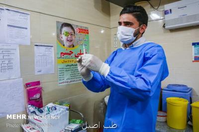 مشاور وزیر بهداشت: ۲میلیون دوز واکسن کرونا وارد شد