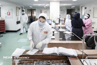 وضعیت بیمارستان های پایتخت در نوروز؛ افزایش مراجعات بیماران کرونایی