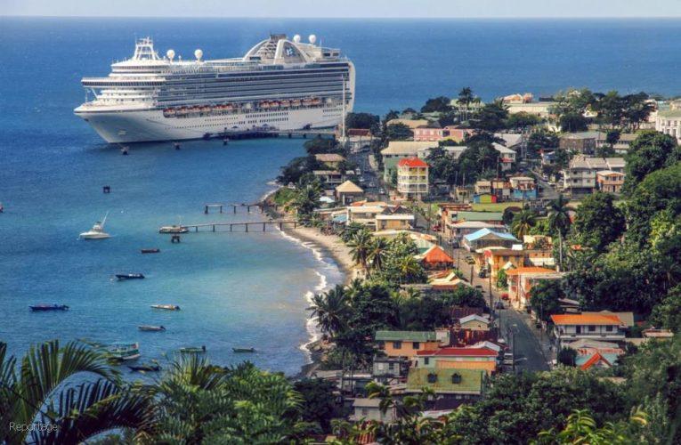 جزیره زیبا و سرسبز دومینیکا