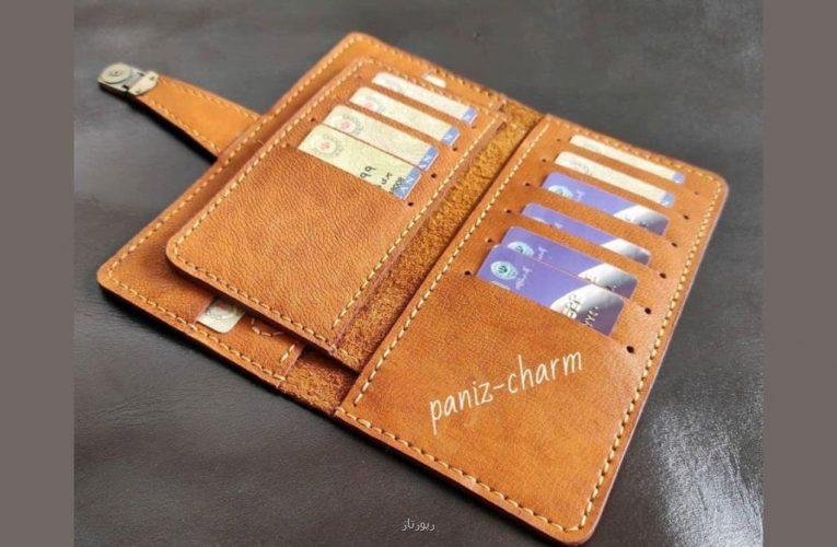 خرید کیف پول مردانه لاکچری