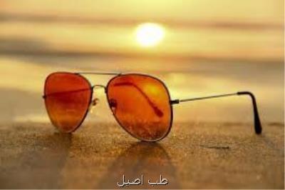 استفاده از عینک آفتابی در ایام گرم تابستان ضروریست