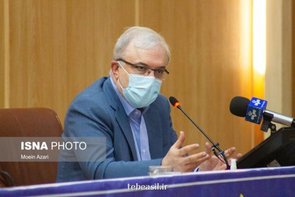 پیام تبریک وزیر بهداشت به مناسبت قهرمانی پرستار کشورمان در المپیک توکیو