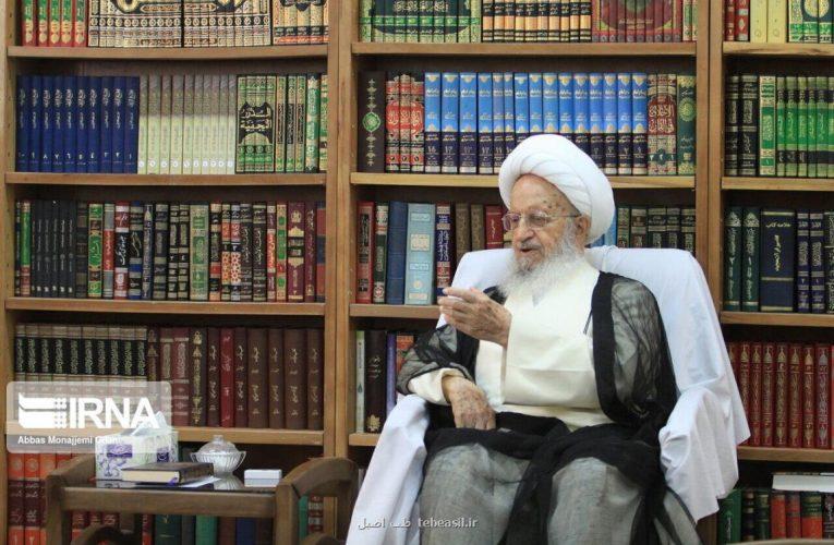 آیت الله مکارم شیرازی: روز پزشک یادآور مجاهدت پزشکان در مقابله با کروناست