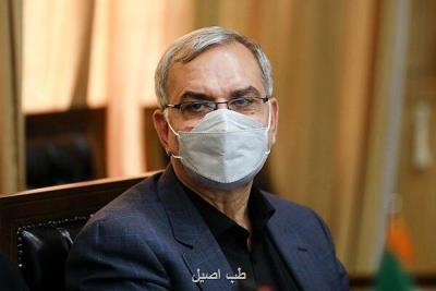 وزیر بهداشت: مساله کرونا تنها مربوط به وزارت بهداشت نیست